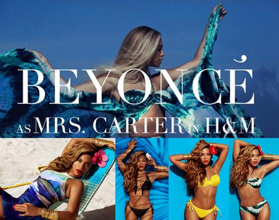 Plavky Beyoncé pre HM rok 2013