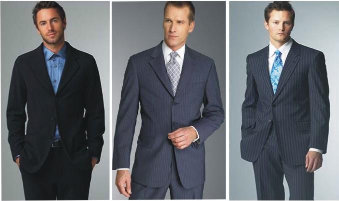 Neformálne pánske obleky