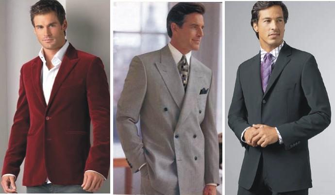 Formálne aj neformálne pánske obleky