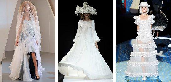 ab7924c36d86 Trendy v svadobných šatách na jar 2009 – vydávajte sa ako módna ...