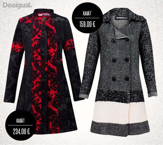 Desigual kabát – miláčik do šatníka na tri ročné obdobia!  79a33c8e8a7