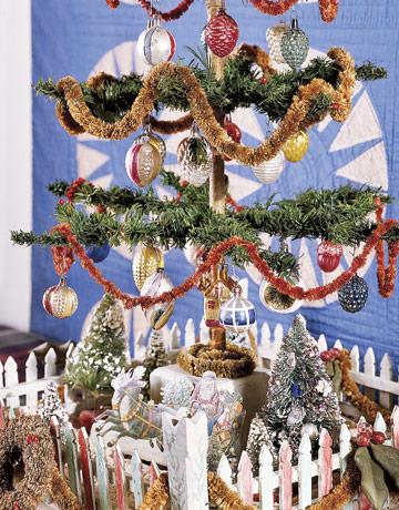 Sedliacky vianočný stromček