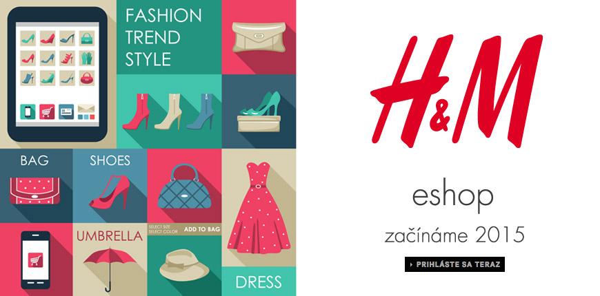 e8bacde42 H&M e-shop konečne na Slovensku a v ďalších východoeurópskych krajinách