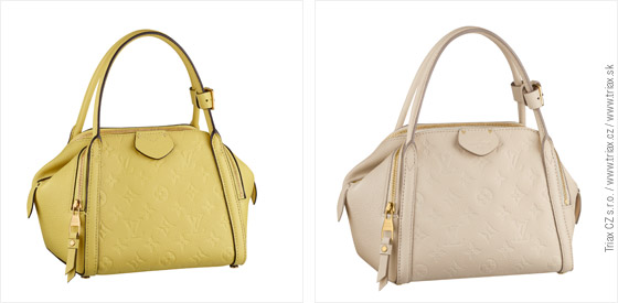 4127eccf9 Louis Vuitton predstavuje dva nové modely kabeliek z kože Monogram ...