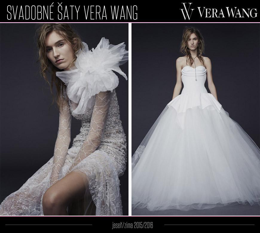 b1a5b69b2a53 Vera Wang ukazuje v čom sa budete vydávať na jeseň a v zime budúceho roka Svadobné  šaty