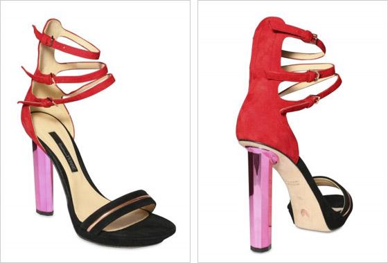 360c9ade04c98 Prihoďte si do svojho botníku multicolor letné topánky! | Moda.sk
