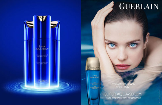 Kozmetický rad Aqua od Guerlain