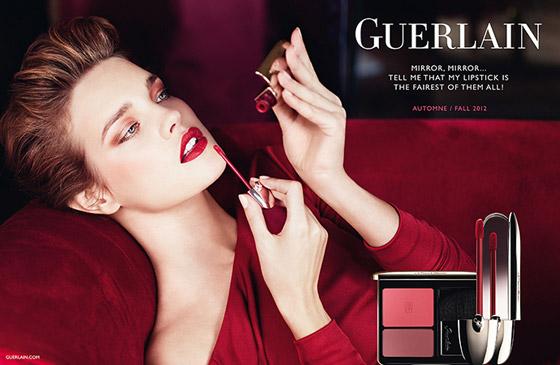 Ošetrenie kozmetikou Guerlain je skutočným zážitkom