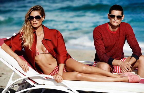 Louis Vuitton kolekcia slnečných okuliarov pre jar a leto 2014