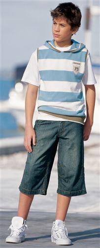 0d0b88241561 Oblečenie pre syna  Inšpiráciu hľadajte v námorníckom štýle