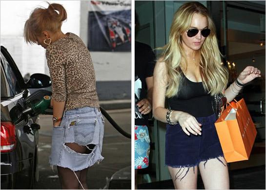 Celebrity v roztrhaných džínsoch