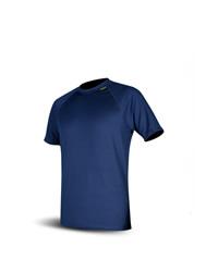Modré funkčné tričko