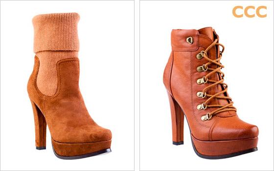 Topánky z kolekcie CCC obuv v ktorých vás jeseň ani zima nepristihne nepripravené