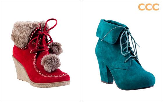 b4ce5175a9a Nová dámska kolekcia CCC obuv jeseň 2012 sa predstavuje  odporučíme ...
