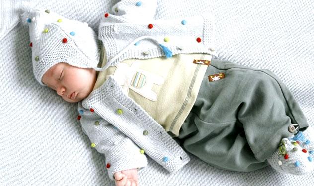 d8f5ece10 Pletená móda pre našich najmenších | Moda.sk