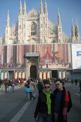 Caro Gardavsky a jeho reportážny víkend v Miláne