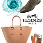 Hermés jar/leto 2007, pražský butik už existuje desať rokov!