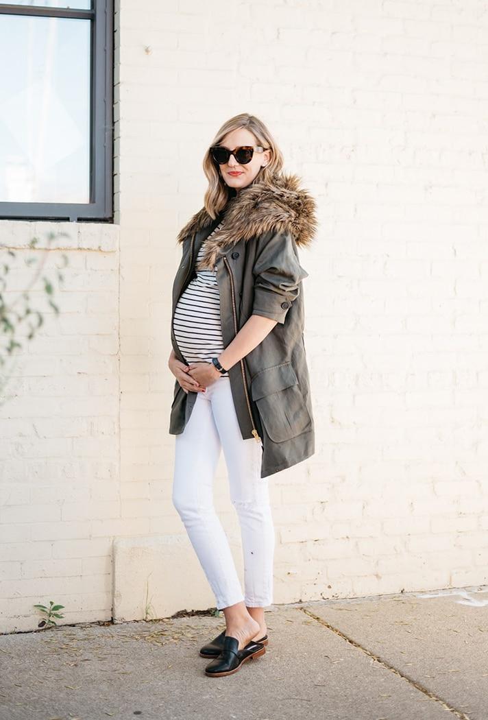 Vyberáte tehotenské oblečenie? Buďte štýlová aj bez kompletnej výmeny šatníka