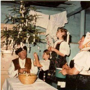 Tradičné slovenské Vianoce v kruhu rodiny