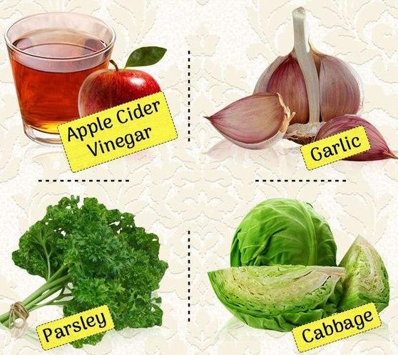 zdravé potraviny pre eliminovane ochorenia červených žiliek