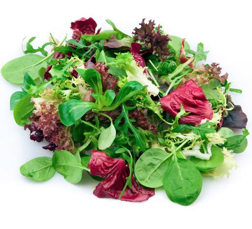 Šaláty sú plné vitamínov – listová zelenina nám dokáže v horúcom lete príjemne odľahčiť jedálniček!