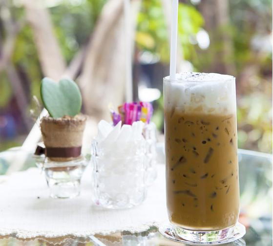 K ľadovej káve si dezert neobjednávajte, je to pochúťka sama o sebe