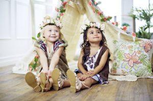 6-ročné najlepšie kamarátky s dokonalým štýlom valcujú Instagram!