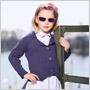 Farebná a praktická – to je pletená móda pre deti od Jiřiny Tauchmanovej!