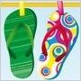 K plážovému outfitu tento rok patria skôr elegantné sandálky než plážové šľapky!