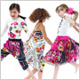 Oblečte svoje dieťa do Gaultiera – v štýle námorníkov alebo graffiti!