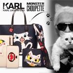 Mačka Choupette Karla Lagerfelda má novú kolekciu módnych doplnkov!
