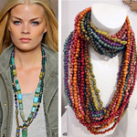 Trendy šperky a bižutéria, ktoré v sezóne jar a leto 2014 musíte mať! – 2. diel