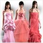 Tento rok na jeseň v bielej, za rok v ružovej – také by ste si mali podľa slávnej návrhárky Vera Wang zaobstarať svadobné šaty!