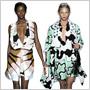 Vzory originálneho dizajnu ponúkne budúcu jar kolekcia Diane von Furstenberg