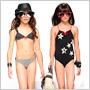 Dievčenská kolekcia plaviek značky DC Kids pre jar a leto 2011 ponúka plavky pre väčšie slečny