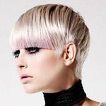 Ružová farba na vlasy osvieži blond účesy