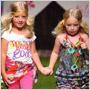 Novým mottom vjarnej a letnej móde pre deti je vecnosť a hravosť