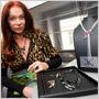 Blanka Matragi predstavila vlastnú kolekciu diamantových šperkov D.I.C.