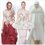 Svadobné šaty nemusia byť tuctové – ďalšia inšpirácia luxusom Haute Couture pre vašu nezabudnuteľnú svadbu!