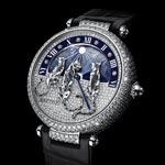Hodinky Cartier Pre-SIHH 2015 predstavujú nové Panter motívy!