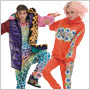 Kolekcia s plyšovými medvedíkmi, krídlami alebo farebnou klávesnicou: tak vyzerá nová jesenná kolekcia Adidas Originals v podaní Jeremy Scotta!