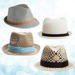 Dámsky klobúk z Gate – vtipný a štýlový slamák na leto!