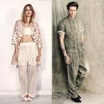 9d61462efea8 Najkrajšie oblečenie H M tohtoročného leta – dámy v čipke a vzorovaní muži