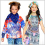 Detská kolekcia oblečenia značky Gusto Growing pre jar a leto 2011 hýri farbami aj vzormi!