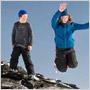 Priekopník outdoorového oblečenia z Merina, spoločnosť Icebreaker, ponúka kompletnú kolekciu pre zimné detské radovánky
