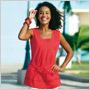 Ukryte väčšie alebo ovisnuté bruško vďaka správnemu strihu oblečenia – 2. časť