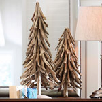 Vianočný stromček aj dekorácie si môžete vyrobiť sami!