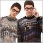 Kolekcia Rodarte pre mužov: keď dáte pavúkovi LSD, upletie aj sveter!