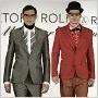 Rozpoltenosť medzi starým a novým je hlavným znakom kolekcie Viktor&Rolf pre mužov