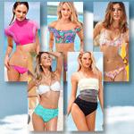 Plavkové trendy 2014 podľa Victoria`s Secret – zahaliť neznamená byť menej sexy!